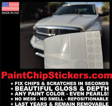 paint chip stickers body color matching chip u0026 scratch repair