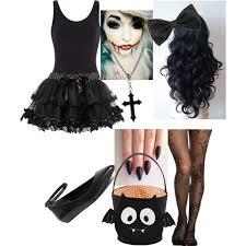 Gothic Ballerina Halloween Costume Dead Ballerina Costume Polyvore