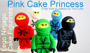ninjago cake topper the lego ninjago figurines cake topper how to preview