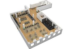 Fitness Gym Design Ideas Commercial Fitness Facility Design Installation Showcase