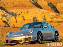 Porsche 911 Evolution - 2010 porsche 911 gt3 european car magazine