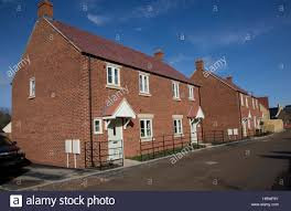 new semi detached red brick starter homes in mickleton current