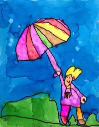 veronica u0027s umbrella art projects for kids
