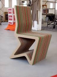 Diy Cardboard Furniture Plans Free by 14 Best Cardboard Chair Ideas Images On Pinterest Cardboard