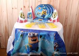 minion baby shower decorations online cheap christmas kids birthday party decoration minions