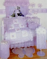 new kidsline paloma baby nursery 6pc crib bedding set