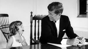 Caroline Kennedy S Children Never Seen Footage Of Jfk Surfaces Cnn