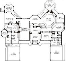 huge floor plans plan 4955 sapphire custom homes
