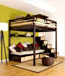 bauanleitung fã r treppen originelles hochbett für erwachsene mit treppen hochbett
