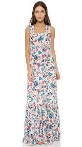 ella moss lyst ella moss dolce flora maxi dress in