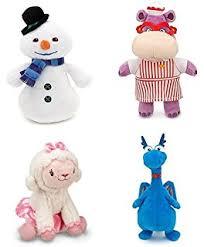 amazon ty disney doc mcstuffins stuffy dragon toys u0026 games