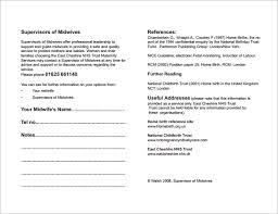 11 birth plan templates u2013 free sample example format download