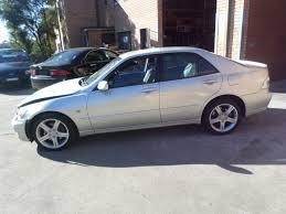 lexus is200 for sale wrecking parts lexus is200 manual 6 speed 2002 black seats good