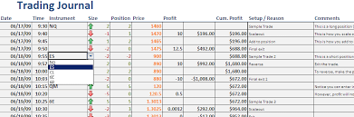 Options Trading Journal Spreadsheet by Options Income Trading Journal Template Neogame Css Ru