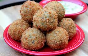 louisiana cuisine history boudin balls recipe
