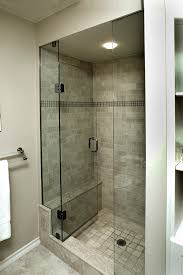 Shower Stalls With Glass Doors Does The Glass Door On Stall Shower Open In And Not Pull Out