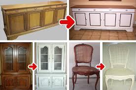repeindre meuble cuisine bois relooking meuble rénovation peinture meuble rennes ille et