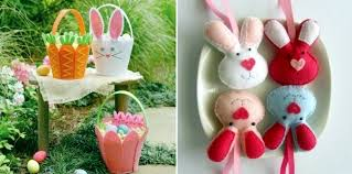 Easter Bunny Decorations Ideas by Easter Decoration Crafts U2013 25 Ideas On How To Implement Your