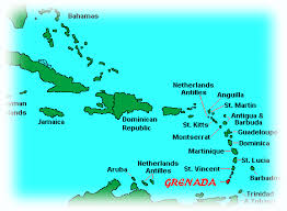 grenada location on world map cartes des iles de la grenade maps of grenada islands
