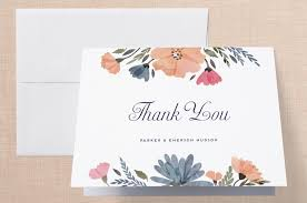 Wedding Thank You Wedding Thank You Card Etiquette Everything You Need To Know