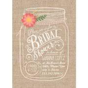 bridal shower invites bridal shower invitations walmart