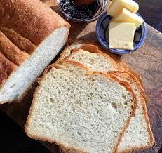 Buttered Bread In Toaster Butter Topped Toasting White Sandwich Bread Priscilla Martel