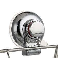 Suction Cup Bathroom Shelf Stainless Steel Bathroom Shelf Suction Cups Vacuum Suction
