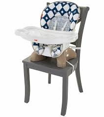 Fisher Price High Chair Swing Fisher Price Spacesaver High Chair Navy