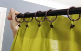 Drapery Clip Easy Steps To Hang Drapery Clip Rings Homes Network