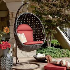 Trully Outdoor Wicker Swing Chair by Bedrooms Enchanting Hanging Chair For Girls Bedroom Compact