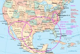 Map Of Mexico And United States by Download Map Of Mexico And Usa Major Tourist Attractions Maps