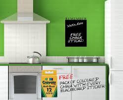 Decorative Chalkboard For Kitchen Kitchen Design Astounding Large Framed Chalkboard Rustic