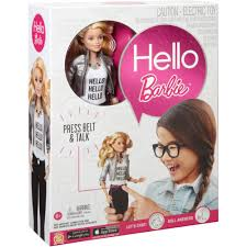 Barbie Hello Dreamhouse Walmart Com by Pictures Hello Barbie Interactive Doll By Mattel Drawing Art