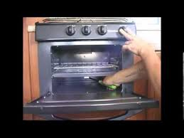how to light a whirlpool gas oven 7 how to light a rv stove and oven youtube