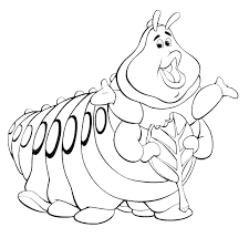 insect colouring sheets coloring