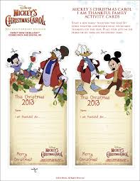 mickey u0027s christmas carol disney movies