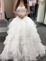 oleg cassini wedding dress oleg cassini oleg cassini wedding dress tradesy