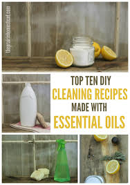Homemade Upholstery Shampoo Top 10 Essential Oil Cleaning Recipes U2022 The Prairie Homestead