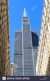 Sears Tower by Willis Tower Formerly The Sears Tower At The Time It Was The
