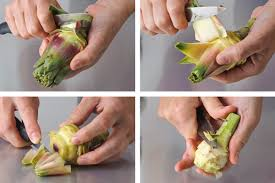 artichaut cuisine en images comment utiliser l artichaut petit violet cuisinons