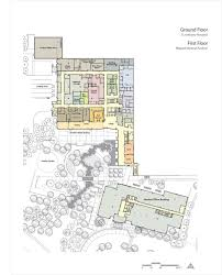 toronto general hospital floor plan gallery of st anthony hospital zgf architects 13 architects