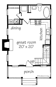 floor plan bedroom apartment modern cottages blueprints porch small home floor plans 1000 sq ft cottage house plans plan
