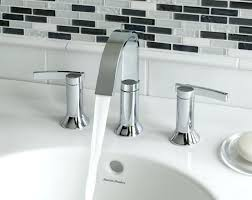 designer bathroom faucets designer pull out widespread modern bathroom faucets