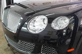bentley front 2012 bentley continental gt front paint protection guard xpel