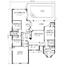 spanish style floor plans mediterranean style house plan 3 beds 2 5 baths 2050 sq ft plan