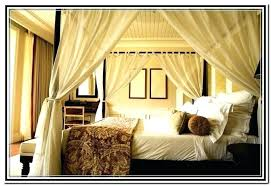 Canopy Drapes Canopy Bed Drapes Draped Bed Canopy King Bed Canopy Drapes Home