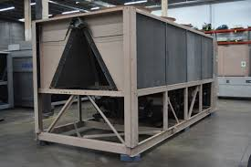 130 ton air cooled chiller surplus group