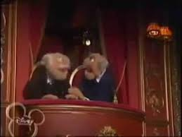 Waldorf And Statler Meme - statler and waldorf laugh only youtube