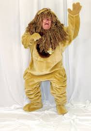 cowardly lion costume wizard of oz theater costume rental theater costume rentals
