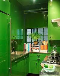 les meubles de cuisine oser les meubles de cuisine colorés a part ça